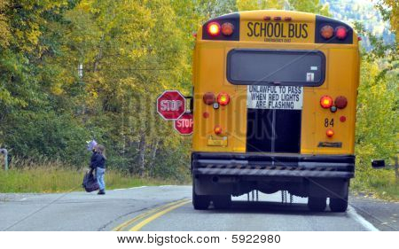Back-To-School Bus