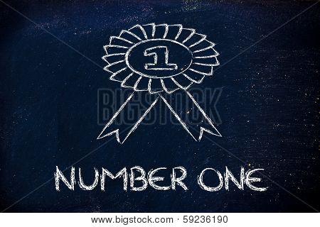 Number One, Winner Success