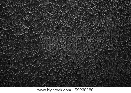 grunge texture rough ragged dark background black plaster stucco wall