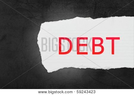 Debt With Paper Tears
