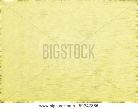 Empty Yellow  Papyrus.background.