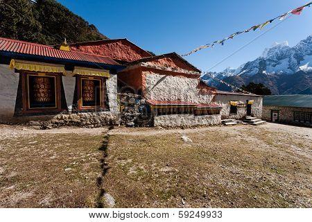 Khumjung Manastry