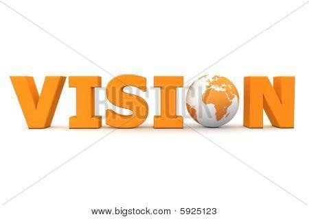 Vision World Orange