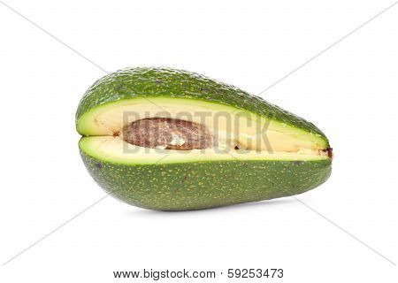 Avacado With Bone Inside