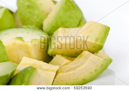 Cutted Avacado