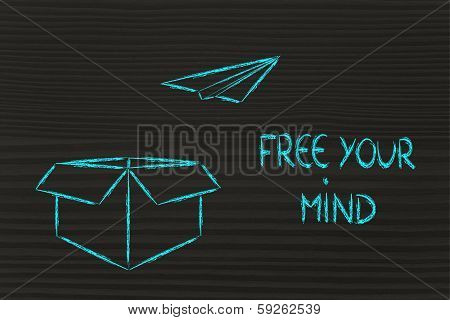 Business Vision: Free Your Mind