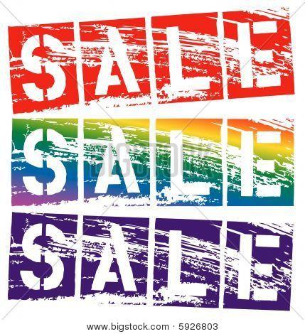 Grunge Sale