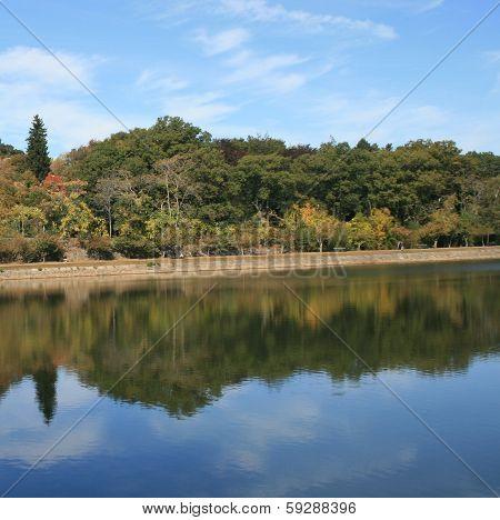 Brookline Reservoir