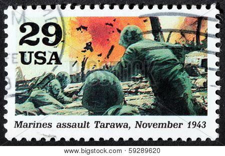 Battle Of Tarawa Siamp