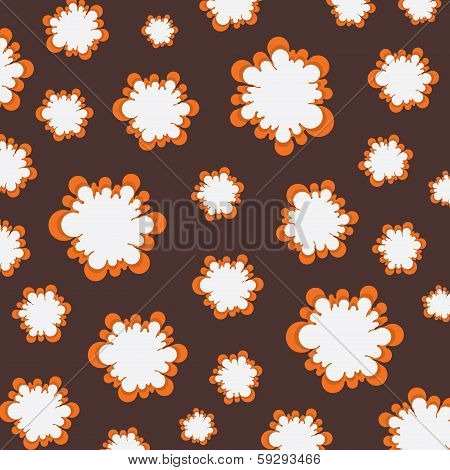 illustration of abstract design pattern background stock vector