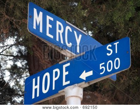 Hope And Mercy