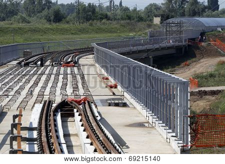 Metro Railway Construction