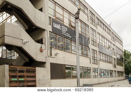London College of Communications, Southwark