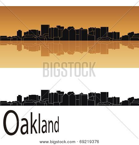 Oakland Skyline
