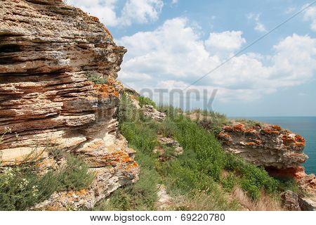 Stones Of Kaliakra Headland, Bulgarian Black Sea Coast