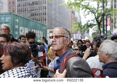 Author & activist Norman Finkelstein