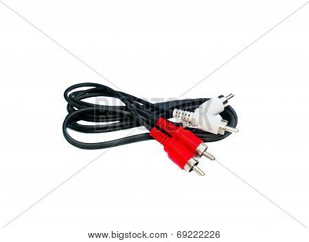 Cable 2Rca To 2 Rca ?? Composite Av