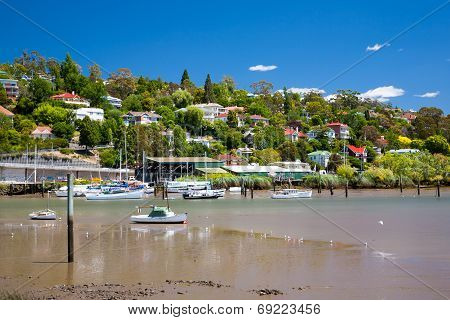 River Tamar Launceston Tasmania