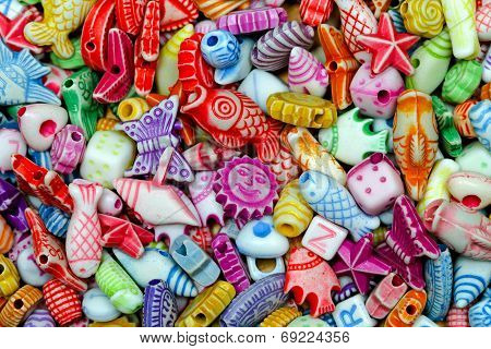Beads Colorful