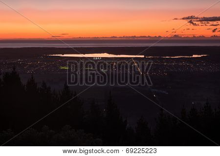 Levin Sunset