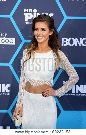 LOS ANGELES - JUL 27:  Audrina Patridge at the 2014 Young Hollywood Awards  at the Wiltern Theater on July 27, 2014 in Los Angeles, CA