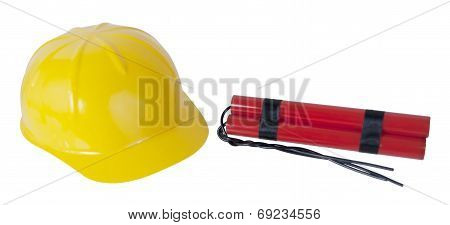 Hard Hat And Dynamite
