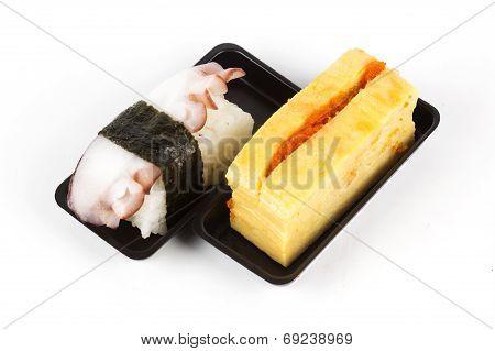 Tako And Sandwich Ebiko Sushi