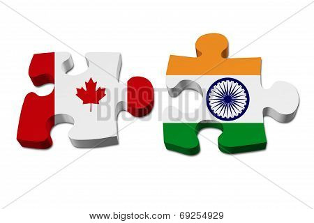 Canada Working With India