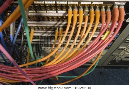 Patching Bay Area Telecommunications