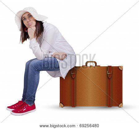Sad Traveler