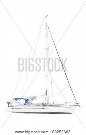 sailing stand at a berth