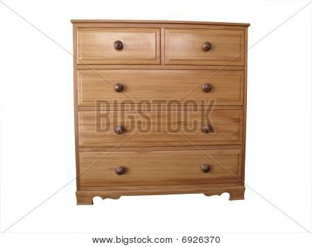 Chest Of Rimu Drawers
