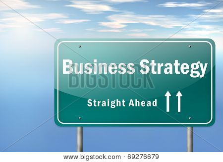 Highway Signpost Business Strategy