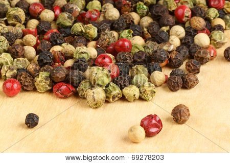 Four Seasons Dried Peppercorns
