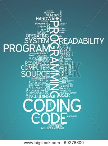 Word Cloud Coding