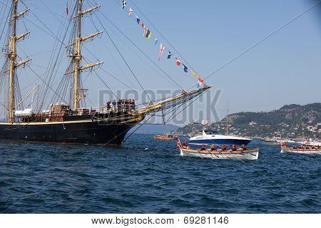 Tall Ships Races Bergen Norway 2014