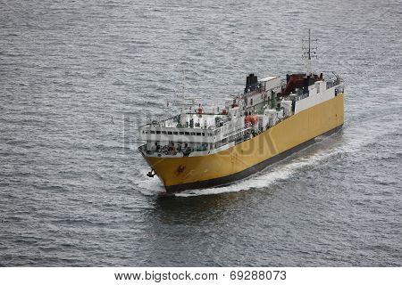 Freight Boat - roro