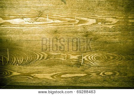 Greenish Wood Plank