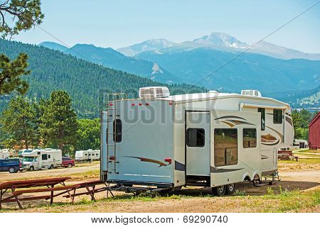 Rv Fifth Wheel Camping