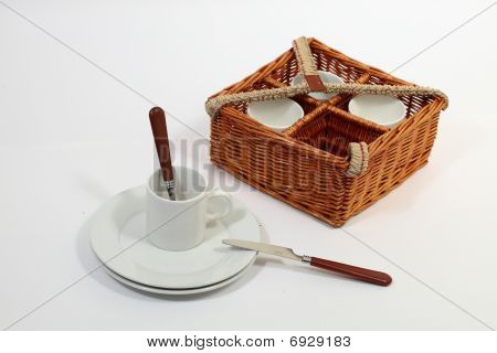 Set of ware for picnic