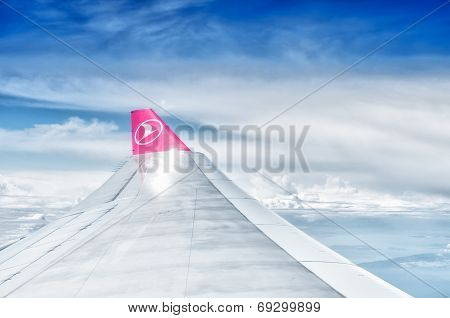 Airplane Wing Tip