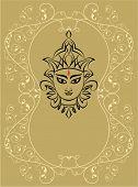 pic of kali  - Durga - JPG
