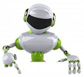 image of robot  - Fun robot - JPG