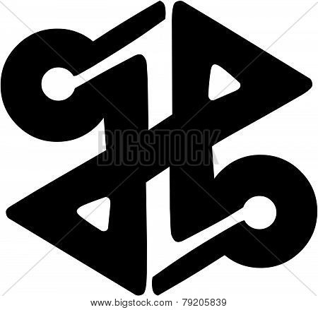 Symbol Of Shinjuku Japan