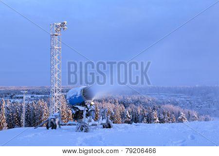 UMEA, SWEDEN ON DECEMBER 20