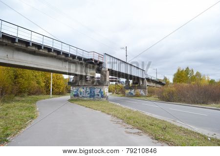 Small Railway Bridge