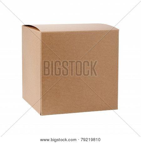Square Cardboard Gift Box