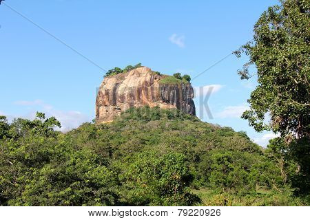 Lion Rock - Sigiriya