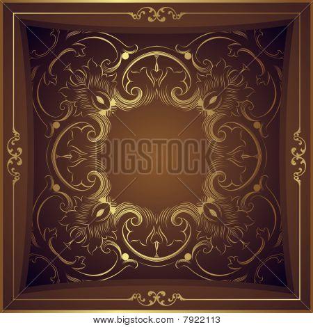 Chocolate Box Menu Cover