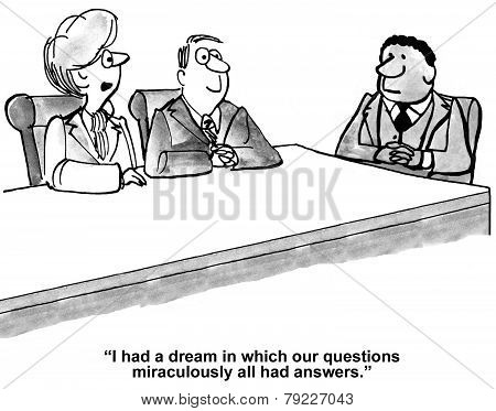 Business Questions and Answers